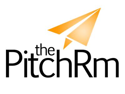 The PitchRm Logo logo logo design