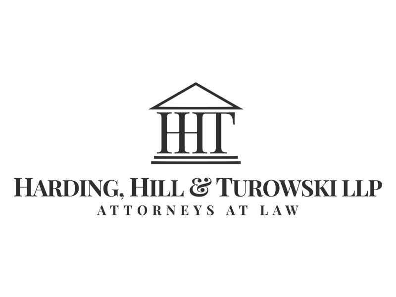 Harding, Hill & Turowski LLP Logo attorneys logo legal lawyers