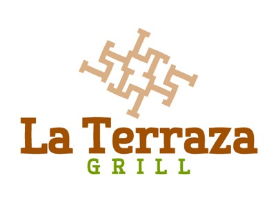 La Terraza Grill Logo By Michael P Hill On Dribbble