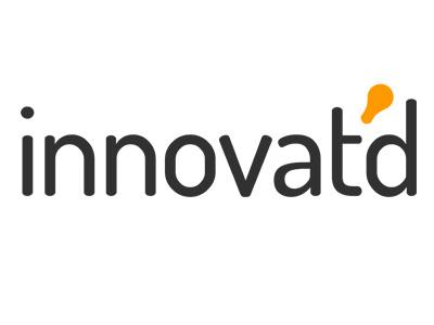 Innovatd Logo logo logotype logo design