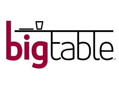 Big Table Logo logo logotype logo design