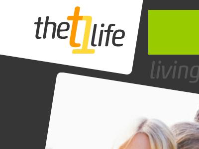The T1 Life Blog Design blog web design
