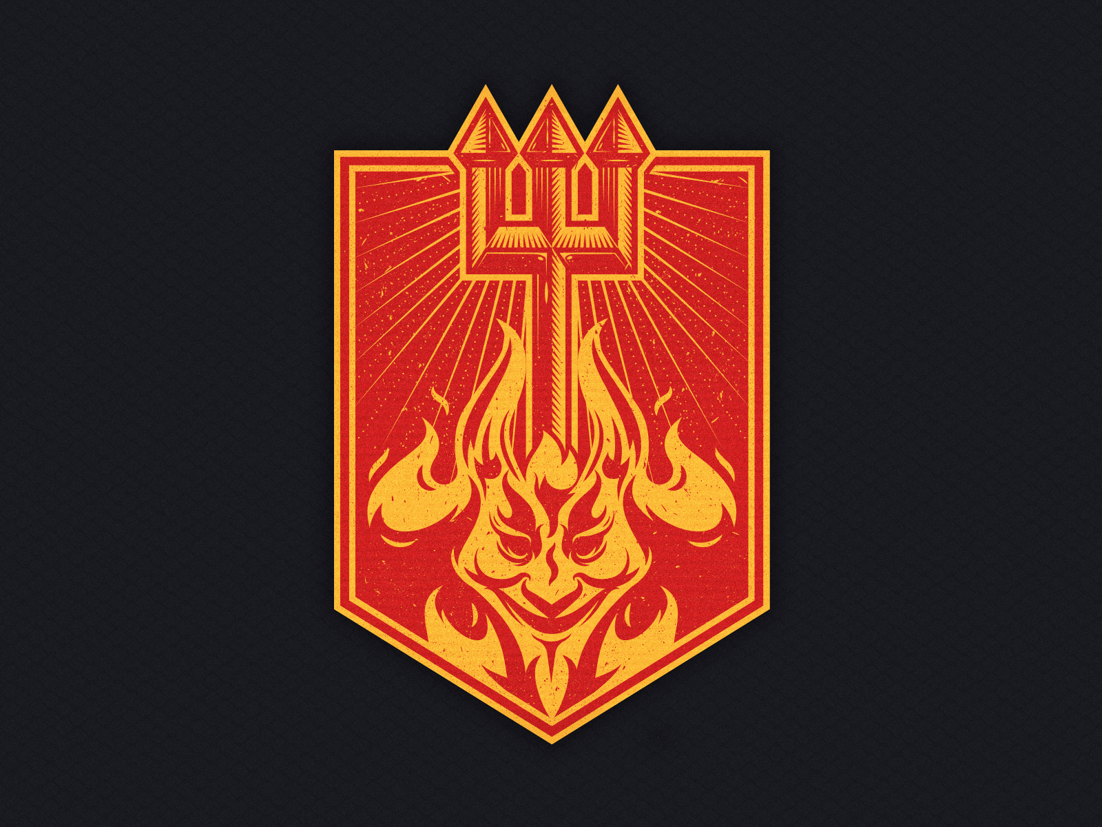 Manchester United Badge By Michal Ruchel On Dribbble