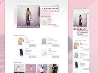 idol♡code - idol fashion outfit details page