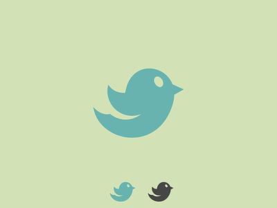 Twitter Bird  icon twitter bird social