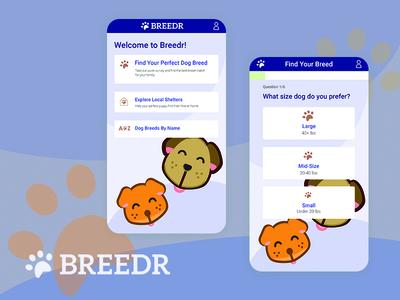 Breed Finder App