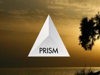 Prism logo rebound