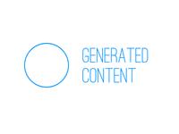 Generated Content logo