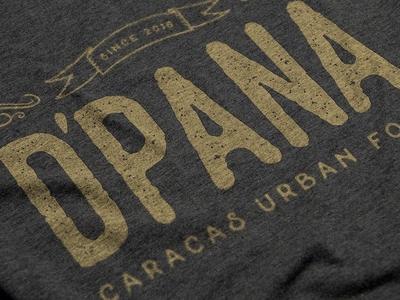 D'PANA Urban Food Identity