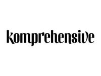 komprehensive logotype