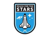 Reach for the Stars Theme Logo [COLOR]