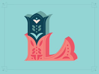 36 Days of Type: Letter L