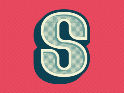 36 Days of Type: Letter S