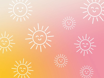 Happy Mondays illustrated pattern icon logo designer brand design branding brand identity design vector illustration
