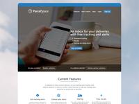Parcelspace Website