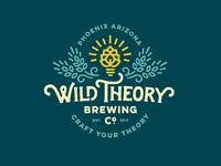Wild Theory Brewing Co Logo