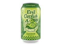 Barrow Brewing Can - Evil Catfish IPA