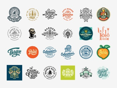 LogoLounge v.10 Selects