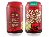 Pomegranate Acide - Elevation Beer Co