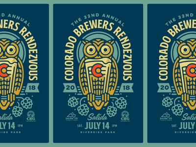 Colorado Brewers Rendezvous 22