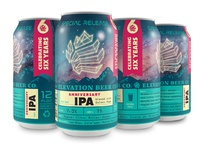 Elevation beer co anniversary ipa 6pack