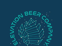 Elevation beer co galactic logo