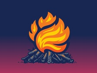 Elevation Bonfire Logo