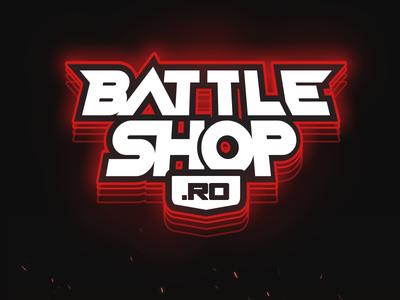 BattleShop.ro re-branding