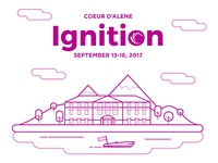 Ignition Branding Concept