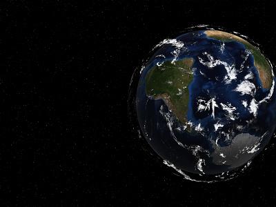 3D Earth earthday earth edit photoshop 3d art 3d