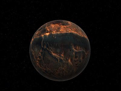 RedPlanet planet mars 3dartwork 3dartist 3d fyp logo artwork art illustration design