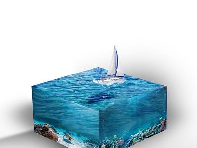 microworld2 blue expression colors color palette illustrator art fyp artwork illustration design