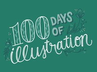 100 Days of Illustration