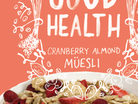 """Illustrations for """"In Good Health"""" Packaging Project"""
