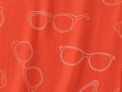 Scarf Pattern  eyeglasses scarf