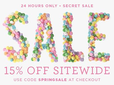 Sprinkles Type typography texture sprinkles type