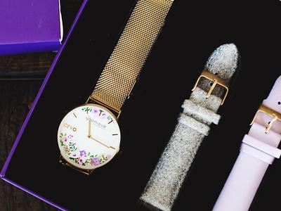 The Younique Foundation Watch design arvo watches merchandise design watch
