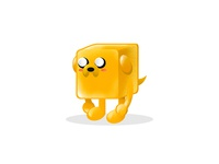 Jake the Dog: Cubed