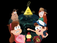 Gravity Falls : Into the Tree House