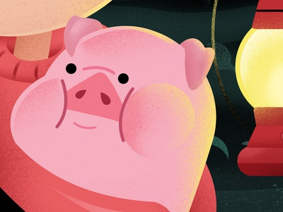 Into The Treehouse, Waddles close-up