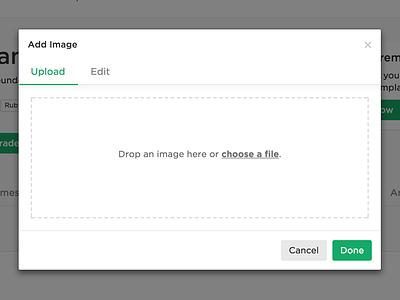 CakeResume Image Uploader drag and drop image uploader image uploader cakeresume