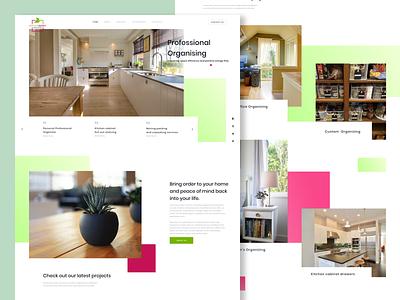 #1 Shots for Practice website modern minimalism minimal concept ui ux design