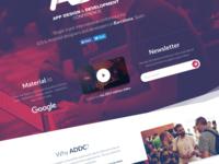 ADDC | Website