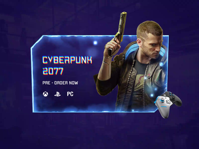 cyberpunk 2077 gif game cyberpunk 2077 cyberpunk card animation interface ui design