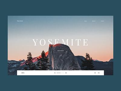 Yosemite clean design interface studio ui web transitions animation
