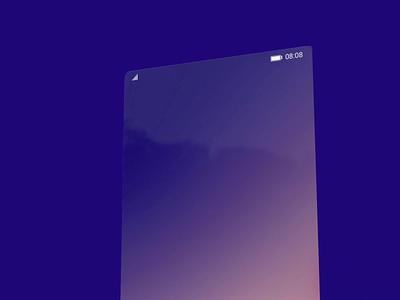 New Theme theme icon studio animation interface clean ui design