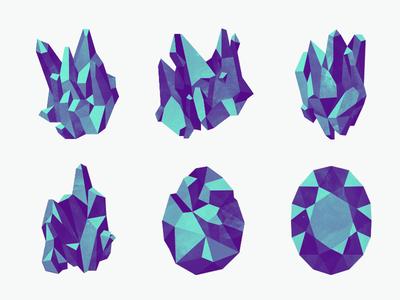 Process Minerals process illustration minerals