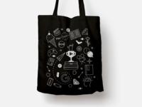 Play Illustration Bag