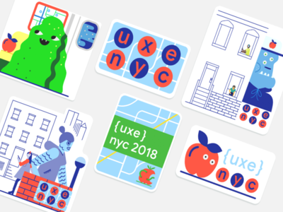 Uxe NYC conference -