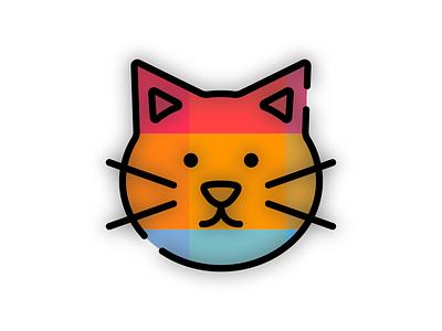 Meow App Icon mac app meow kitten icon app